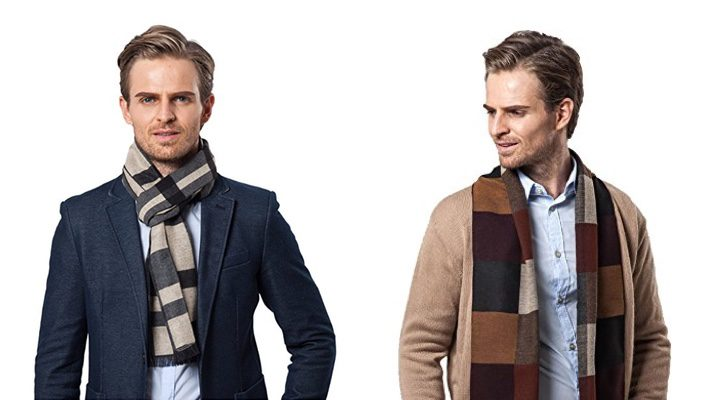 Bufandas para regalar en Navidad