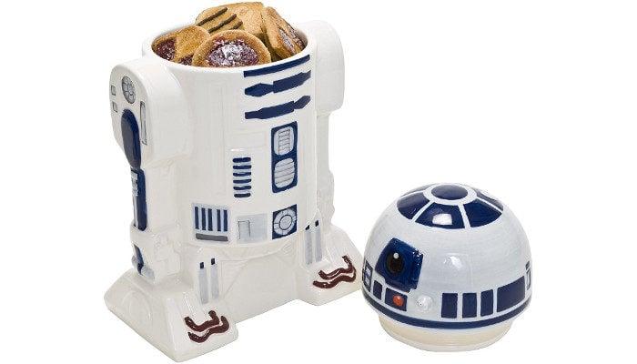 Tarro galletas Star Wars