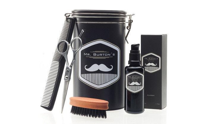Pack cuidado barbas