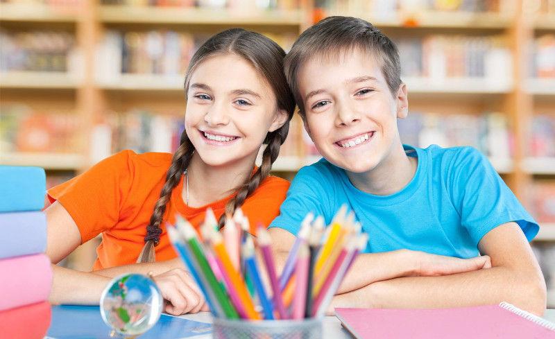 Escoger material escolar es de las tareas más divertidas de la vuelta al cole
