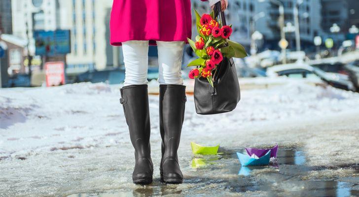 Las mejores botas de agua para la lluvia