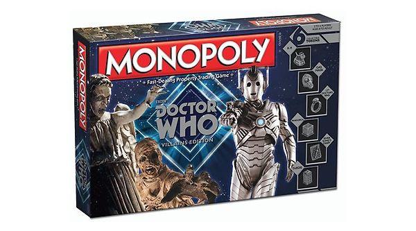 9 ediciones especiales del Monopoly inspiradas en películas y series de televisión