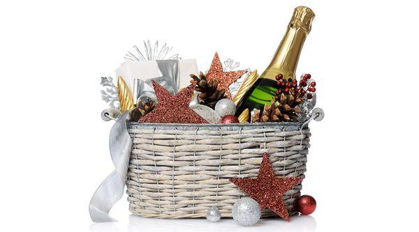 9 cestas y lotes de Navidad para regalar