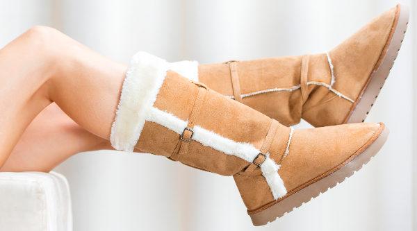10 botas para pasar el frío invierno con clase