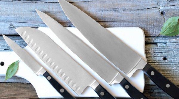 Los mejores juegos de cuchillo para cocina del mercado