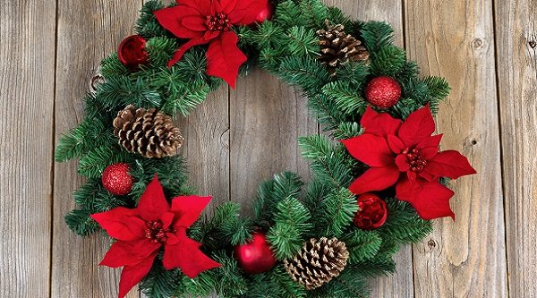 Las mejores coronas y guirnaldas para esta Navidad