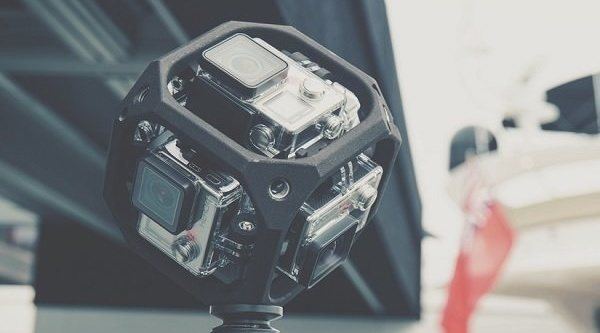 10 cámaras 360 para grabar momentos únicos y espectaculares