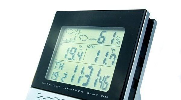 Las mejores estaciones meteorológicas para uso doméstico