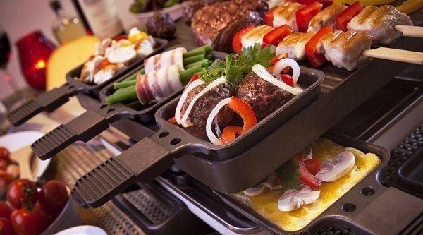 Las mejores raclette para cocina del mercado