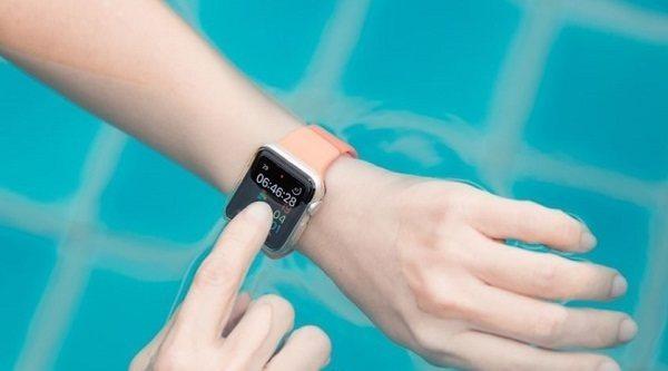 Las mejores pulseras de actividad para natación