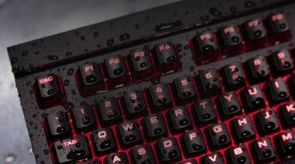 Los mejores teclados gaming de Corsair