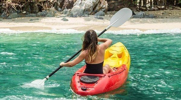 Los mejores kayak hinchables del mercado
