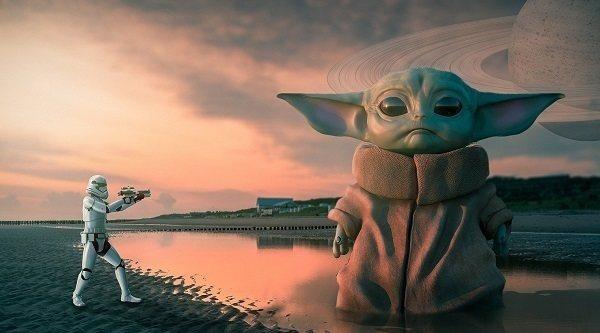 El mejor merchandising de Baby Yoda y 'The Mandalorian'