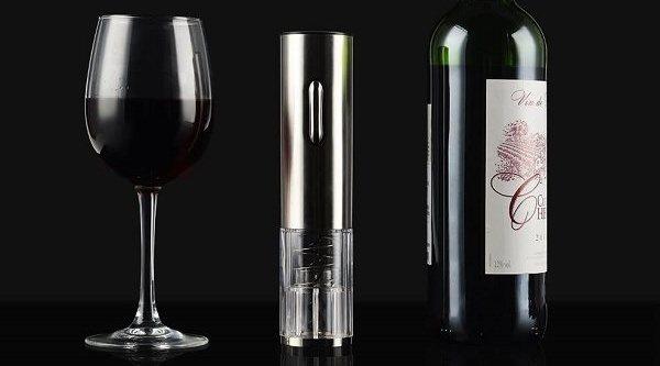 Los mejores abridores eléctricos para botellas de vino