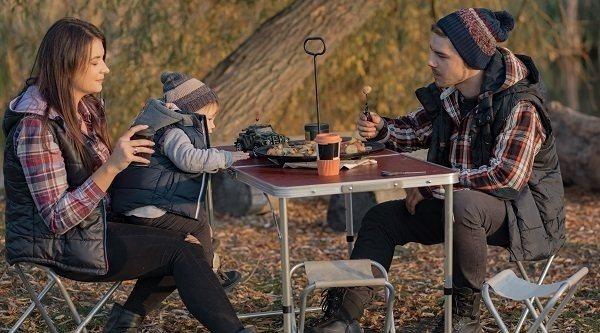 Las mejores mesas para camping, jardín y acampada