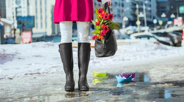 Las mejores botas de agua para lucir en días de lluvia