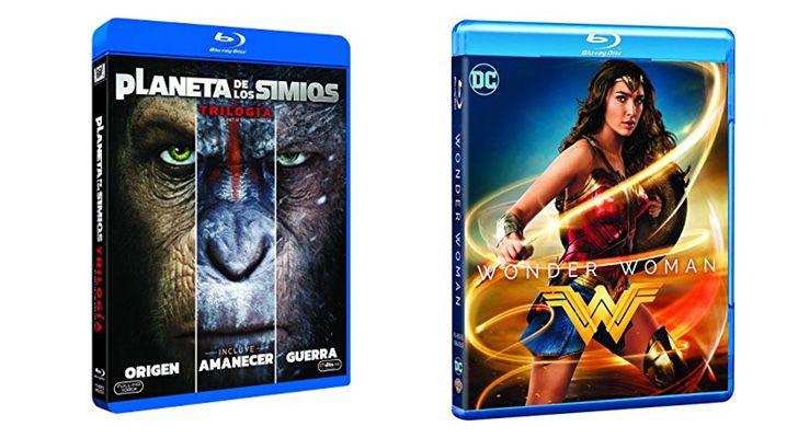 Las mejores promociones en Blu-ray del mercado