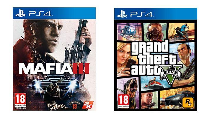 Cuenta atrás para el Black Friday 2017: las mejores ofertas en videojuegos para PS4