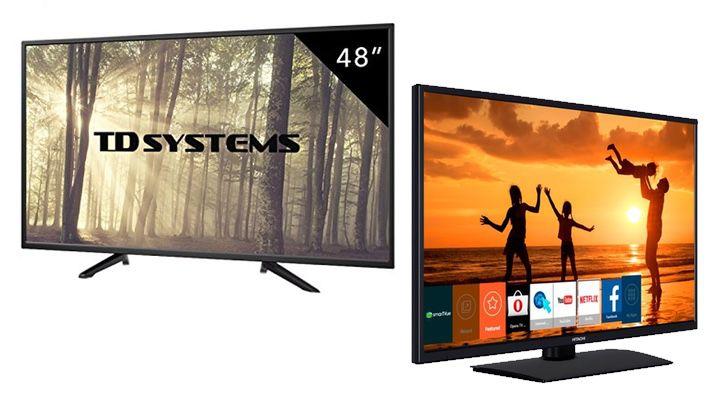 Las mejores ofertas en Smart TV que podemos encontrar en el Cyber Monday
