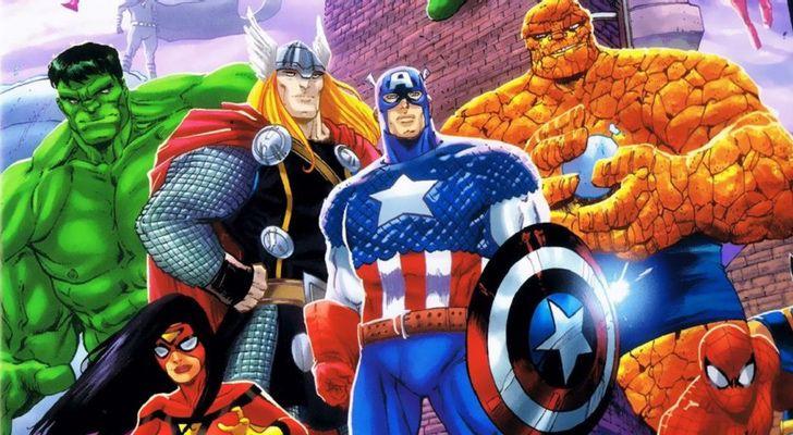 Los mejores artículos de merchandising de Marvel