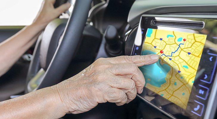 Las mejores GPS para coches