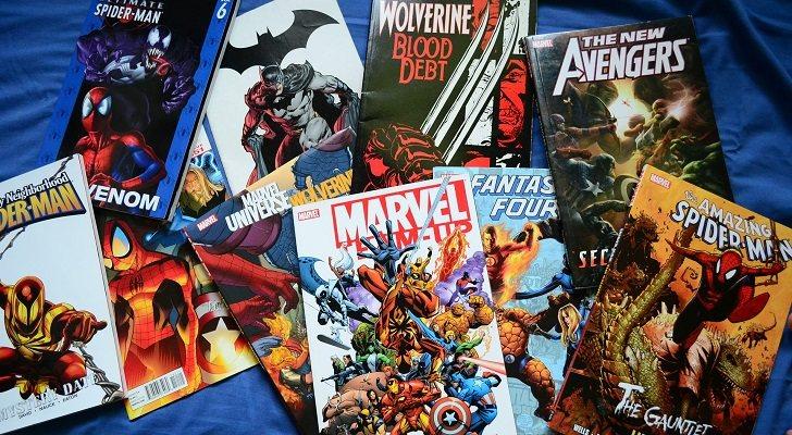 El mejor mershandising de Marvel del mercado