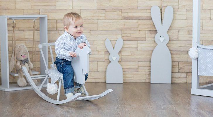 Las mejores sillas mecedoras para bebé del mercado