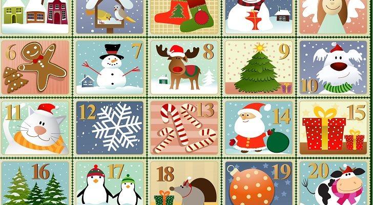 Los calendarios de adviento más originales para esta Navidad 2018