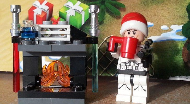 10 juguetes de LEGO ideales para regalar esta Navidad 2018