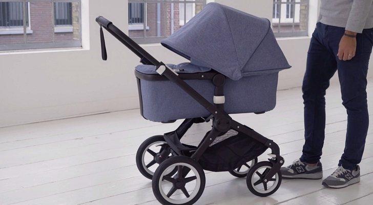 Los mejores carritos con capazo para bebé del mercado