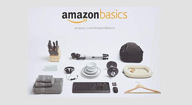 Los mejores productos tecnológicos de Amazon Basics