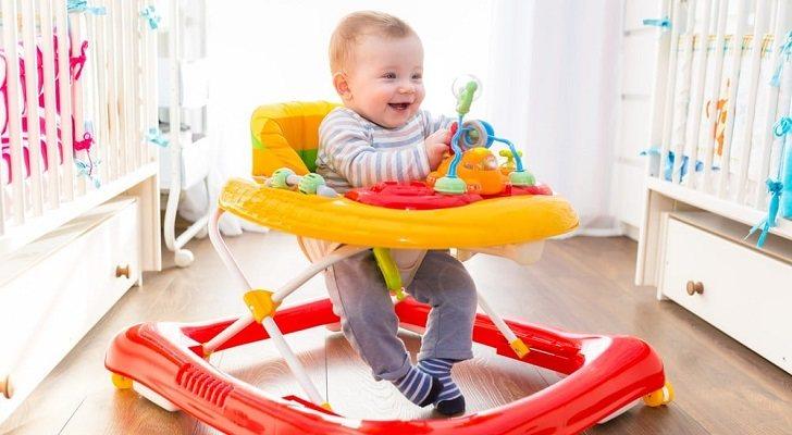 Los mejores andadores para bebé del mercado