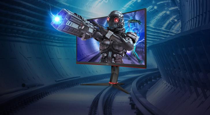 Los mejores monitores gaming de AOC