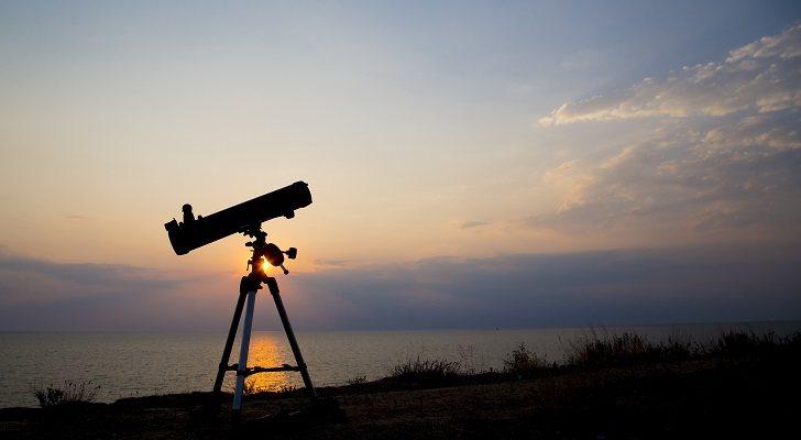 Los mejores telescopios baratos del mercado