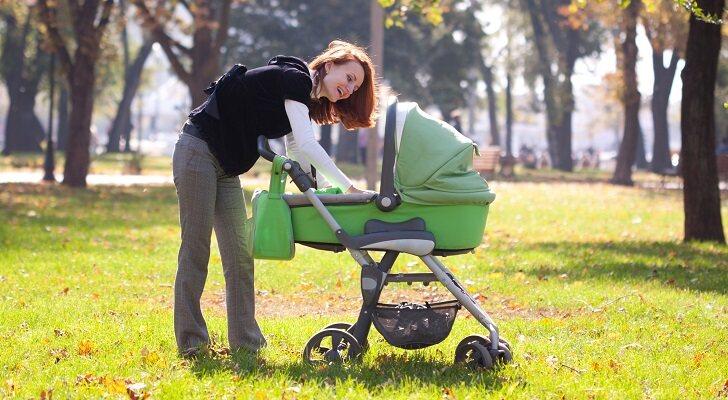 Las mejores sillas de paseo para bebé de Chicco