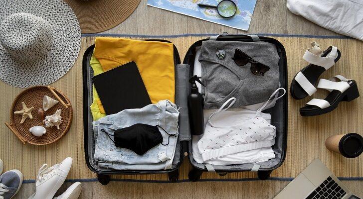 Las mejores maletas para viajar por menos de 100 euros