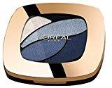L'Oréal Paris Sombra de Ojos Color Riche Quad Pro E8 Eternal Blue