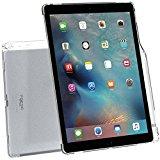 Carcasa para iPad Prode 12.9 Pulgadas, Elegante, Transparente y Delgada Hecha de Poliuretanocon Soporte para lápiz y compatibilidad con Teclado Inteligente