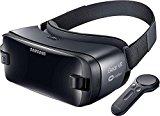 Samsung SM-R324 Gear VR - Gafas VR (2017) con Controlador para Juegos y Aplicaciones, Negro