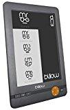 Billow Technology E03E - Libro electrónico, Gris Y Naranja
