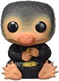 Funko- Niffler Figura de Vinilo, colección de Pop, seria Fantastic Beasts, Multicolor, Standard (10408)