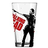 Rick Grimes - The Walking Dead Pint Glass by Fp