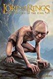 Póster de El Señor de los anillos Gollum raras Hot New 24x 36