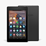 Tablet Fire 7, pantalla de 7'' (17,7 cm), 8 GB (Negro) - Incluye ofertas especiales (7ª generación - modelo de 2017)