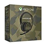Microsoft - Wired Stereo Headset Camuflaje (Xbox One)