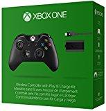 Microsoft - Pack Mando Wireless + Kit Carga Y Juega - Nueva Edición (Xbox One)