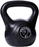 Gorilla Sports Kettlebell 8kg Kunststoff - Pesa Rusas(plástico, de 8 a 9 kg, 8 kg), Talla FR: 8 kg