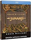 Jumanji 1995 - Edición Metálica [Blu-ray]