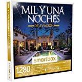 SMARTBOX - Caja Regalo -MIL Y UNA NOCHES DE EVASIÓN - 1280 casas rurales y hoteles con encanto de hasta 4* en España, Italia, Francia o Portugal
