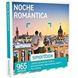 SMARTBOX - Caja Regalo -NOCHE ROMÁNTICA - 965 hoteles de 4* y palacetes en España, Bélgica, Francia, Italia y Portugal